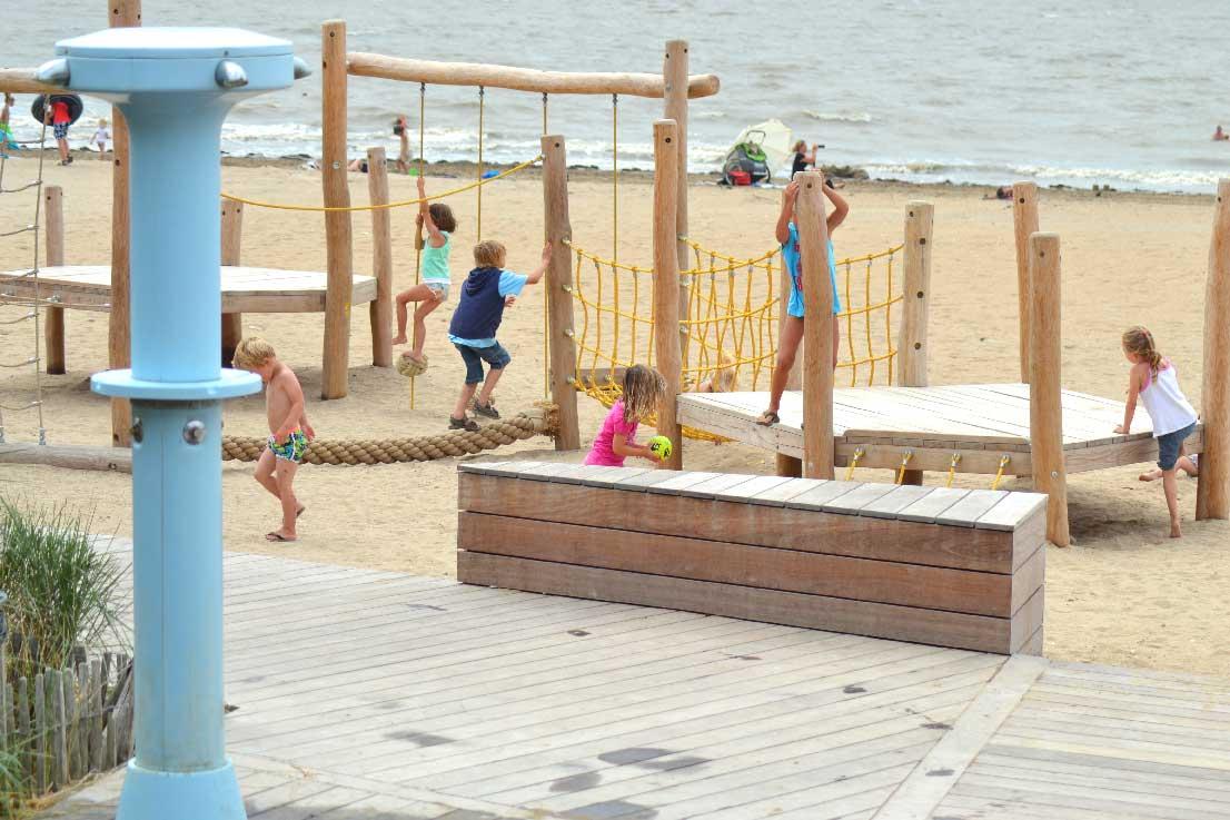 Aire de jeux pour enfants à La Bernerie-en-Retz