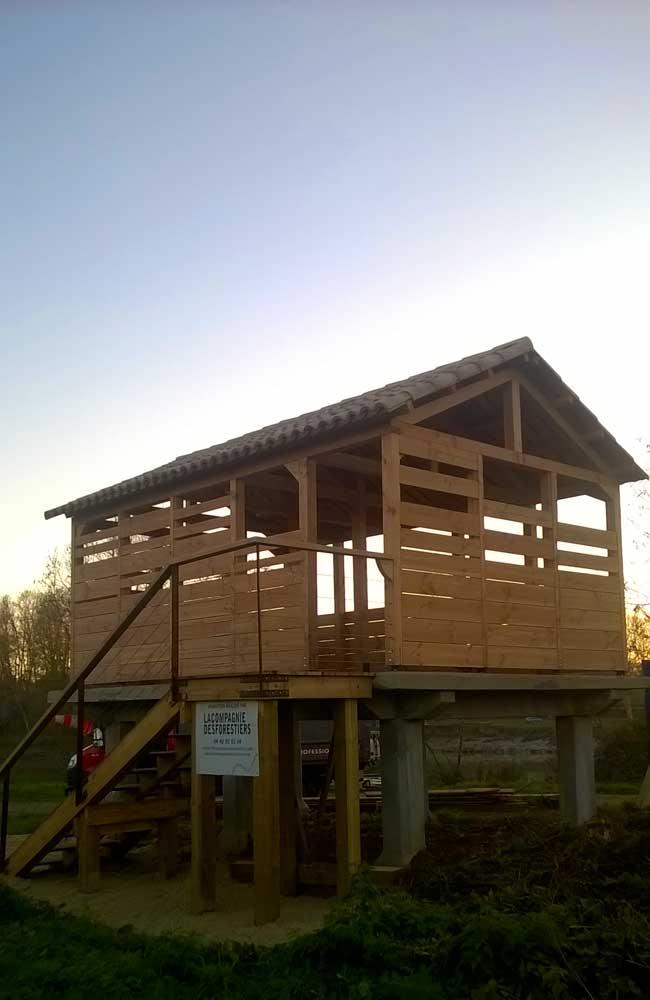 Observatoire bois