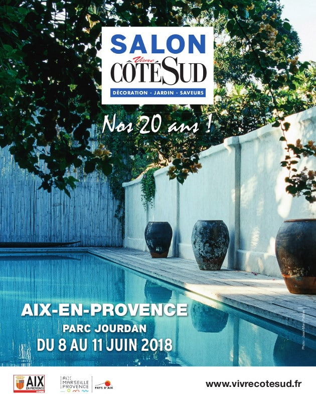 Salon Coté Sud stand J01-02