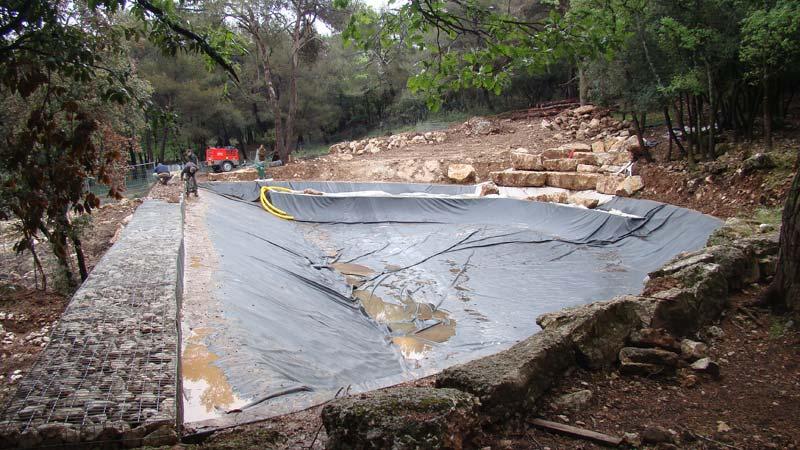 Traitement écologique des eaux de ruissellement