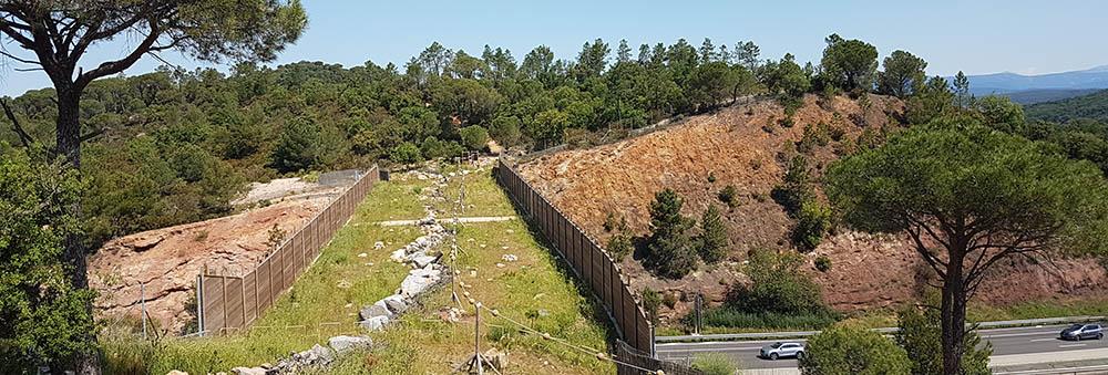 Écopont - Corridor écologique