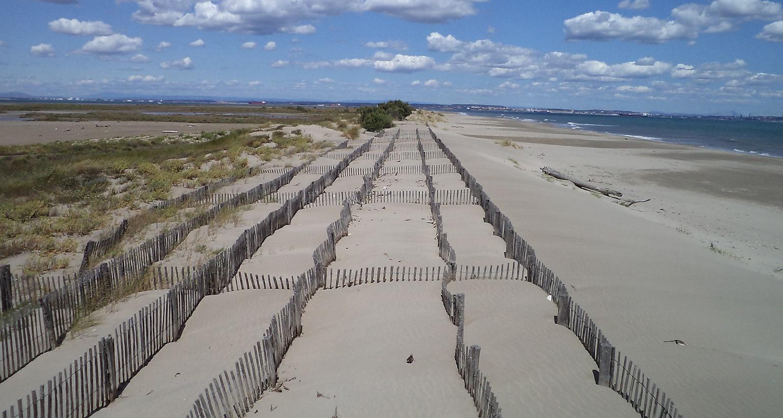 Protection des dunes - Littoral
