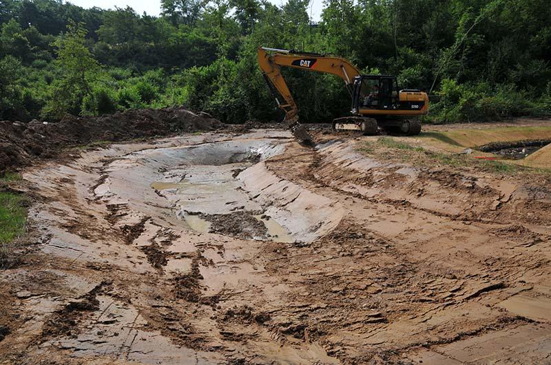 Mesures compensatoires - zone humides