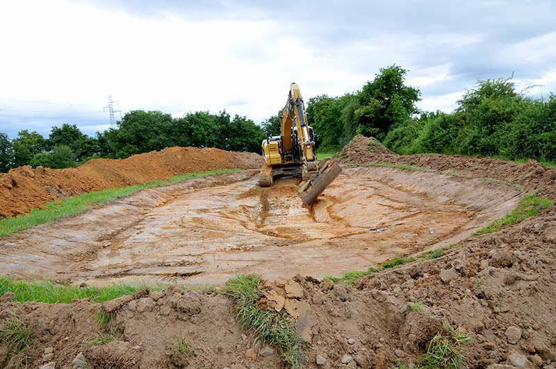 Mesures compensatoires en zone humides