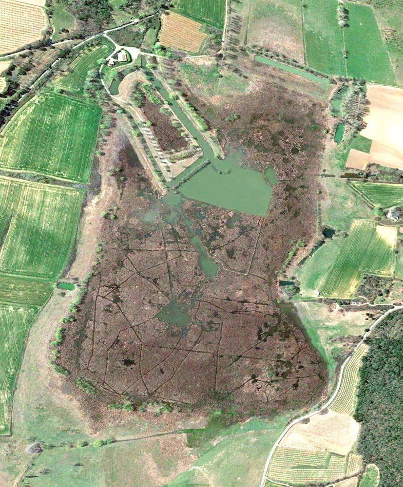 Google Earth ©2016 Landsat / Copernicus